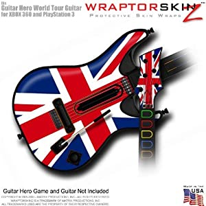 Buy Hero, Guitar Hero 5 & World Tour Guitars for XBOX 360 & PS3 (GUITAR