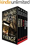 Horror Survivor Box Set (7 Books)