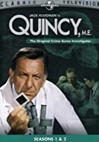 Quincy Me - Seasons 1 2 by NBC/Universal Studios