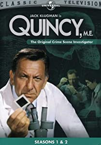 Quincy Me - Seasons 1 2 by NBC/Universal Studios