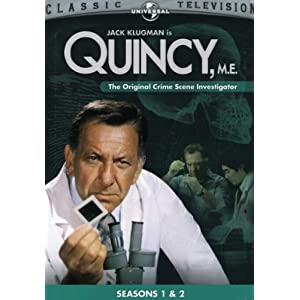 Quincy, M.E. - Seasons 1 & 2 movie