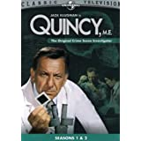 Quincy, M.E. - Seasons 1 & 2 ~ Jack Klugman