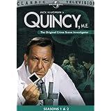 Quincy, M.E. - Seasons 1 & 2 ~ Jack Klugman