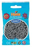 Hama Mini Beads Grey