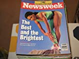 img - for Newsweek Magazine (Florence Griffith Joyner , America's Super Sprinter , The Best & The Brightest, September 19 , 1988) book / textbook / text book