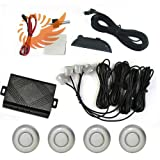 51dJ5MYc9YL. SL160  Car LED Display 4 Parking Sensor Reverse backup Radar Sound Alarm System Mondeo yellow