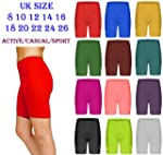 LADIES STRETCHY COTTON LYCRA OVER-KNE...