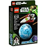 Lego Star Wars - 75006 - Jeu de Construction - Jedi Starfighter & Kamino