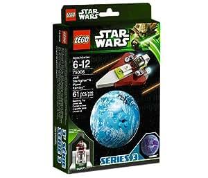 LEGO Star Wars Jedi Starfighter and Kamino (75006)