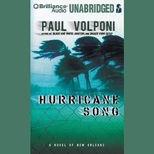 Hurricane Song Audiobook