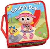 Lamaze Cloth Book, Emily's Day Color: Emily's Day