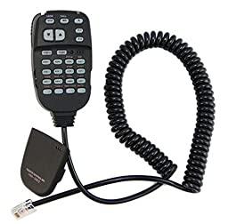IFeng® 8 PIN Handheld Speaker Mic with Keypad for ICOM Car Radio IC-2720H IC-2725E IC-208H IC-E208 IC-V8000 IC-2200H IC2100H IC-2710H IC-2800H