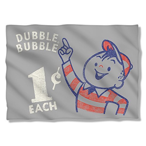 Dubble Bubble Pointing Pillow Case DBL158PLO