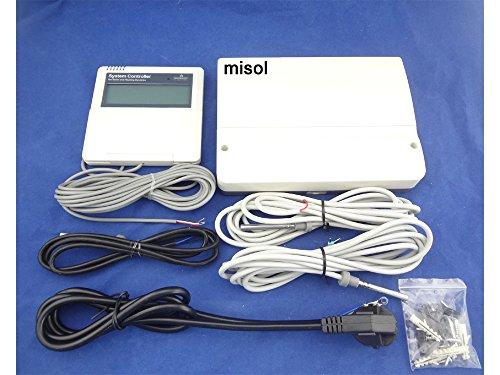 MISOL-110V-CONTROLLER-of-SOLAR-WATER-HEATER-3-SENSORS-for-Split-Pressurized-Solar-Water-Heater
