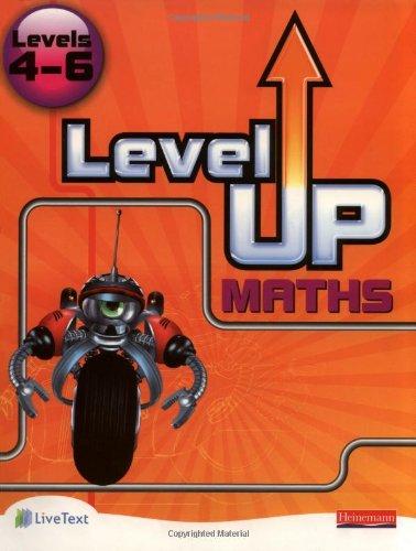Level Up. Maths. Level 4-6
