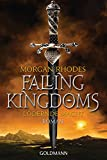 img - for Lodernde Macht: Falling Kingdoms 3 - Roman (Die Falling-Kingdoms-Reihe) (German Edition) book / textbook / text book