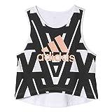 Adidas W ST YG Tank-T-Shirt-Fille