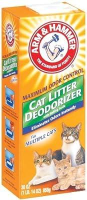 ARM & Hammer Cat Litter Deodorizer 30 oz from Arm & Hammer