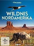 Wildnis Nordamerika [Alemania] [DVD]