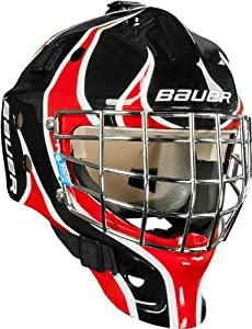 Bauer NME 3 Youth Hockey Goalie Mask - Youth(19.0 - 20.9) by Bauer