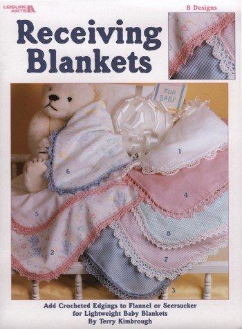 Receiving Blankets - 1