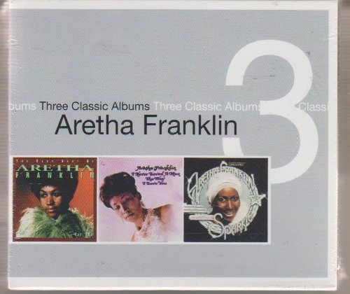 Aretha Franklin - Three Classic Albums - Zortam Music