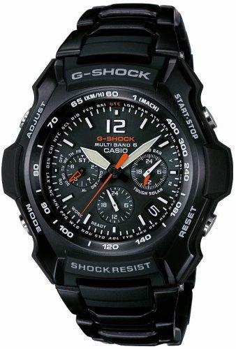 [カシオ]CASIO 腕時計 G-SHOCK ジーショック STANDARD タフソーラー 電波時計 MULTIBAND6 GW-2000BD-1AJF メンズ