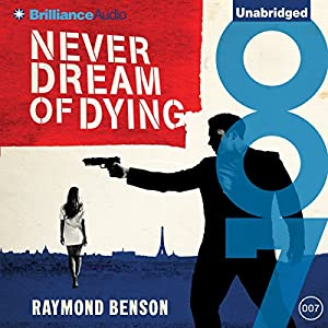 Never Dream of Dying Audiobook
