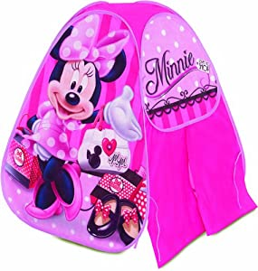 Playhut Minnie Camp N Play Tent