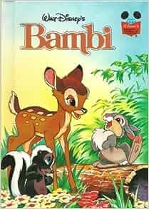 Disney Wonderful World of Reading Children's Series Readers : Bambi