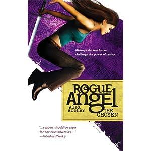 The Chosen (Rogue Angel, Book 4)