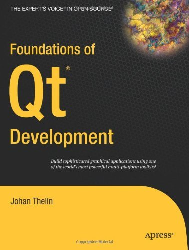 Foundations of Qt Development (Expert's Voice in Open Source) by Johan Thelin (1-Aug-2007) Paperback (Foundations Of Qt Development compare prices)