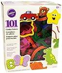 Wilton 2304-1104 101 Piece Cookie Cut...
