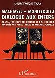 echange, troc Maurice Joly - Dialogue aux enfers entre Machiavel et Montesquieu