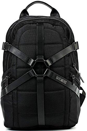 Zaino Uomo Donna Bikkembergs Backpack Men Woman DB- Harness D0505 D01