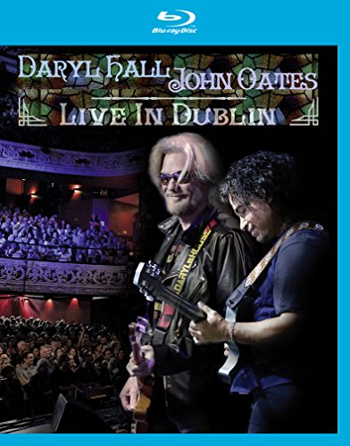 Daryl Hall And John Oates Live In Dublin (2014) 720p+1080p MBluRay x264-LiQUiD