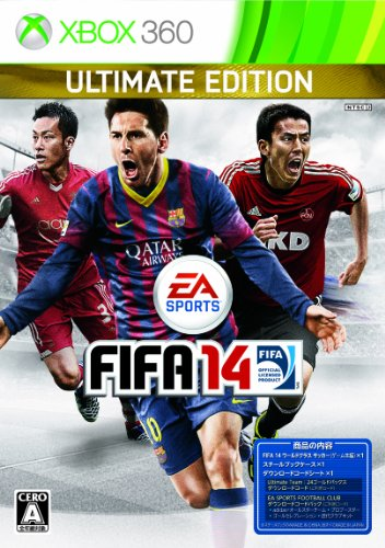 【ゲーム 買取】FIFA14 ワールドクラスサッカー Ultimate Edition