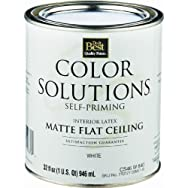 - CS46W0840-44 Color Solutions Self-Priming Latex Interior Ceiling Paint