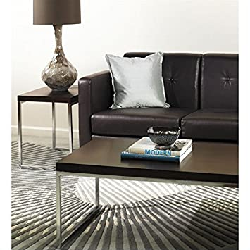 Avenue Six Wallstreet Espresso Coffee Table and End Table Set