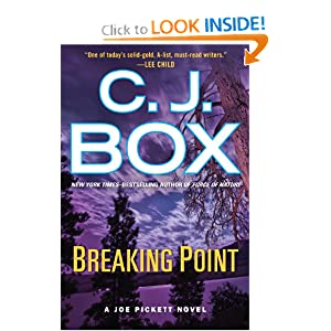 Breaking Point  - C. J. Box