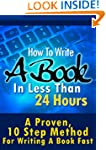 How To Write A Book In Less Than 24 H...
