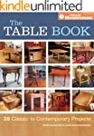 The Table Book: 35 Classic to Contemp...