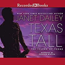 Texas Tall Audiobook by Janet Dailey Narrated by Graham Winton