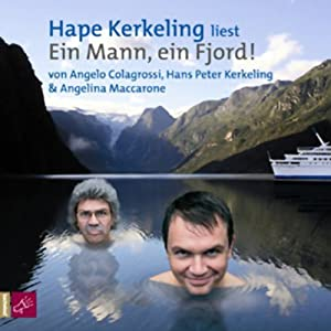 Ein Mann, ein Fjord! Hörspiel