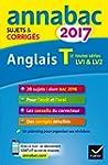 Annales Annabac 2017 Anglais Tle LV1...