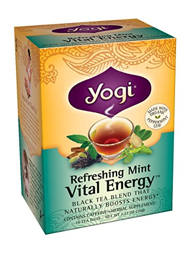 Yogi Tea - Refreshing Mint (3 Pack)