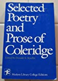 Selected Poetry And Prose Of Coleridge