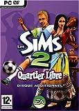 echange, troc Les Sims 2 Quartier libre (extension)