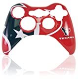 Xbox 360 Official NFL Houston Texans Controller Faceplate