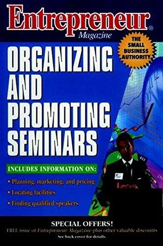 Seminars (Entrepreneur Magazine)